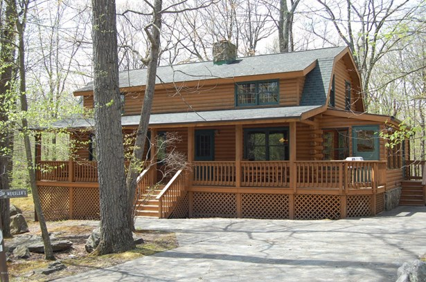 Detached, Log Home - Lords Valley, PA (photo 2)