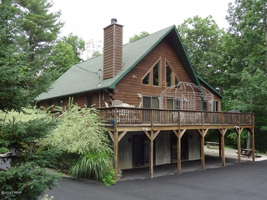 Detached, Log Home - Lakeville, PA (photo 1)
