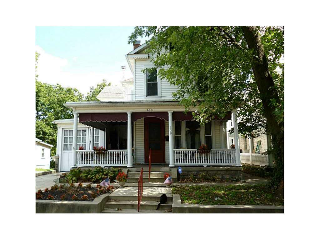 209 Harrison Street, Piqua, OH - USA (photo 1)
