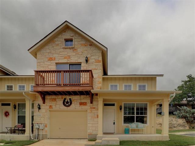 Condo, 1st Floor Entry,End Unit - Lago Vista, TX (photo 1)