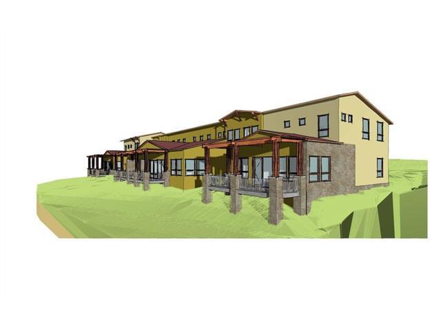 1st Floor Entry,Middle Unit,Multi-level Floor Plan, Condo - Austin, TX (photo 4)