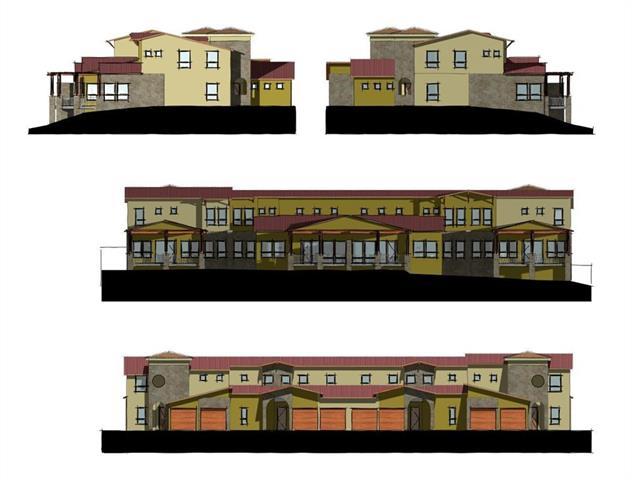 1st Floor Entry,Middle Unit,Multi-level Floor Plan, Condo - Austin, TX (photo 5)