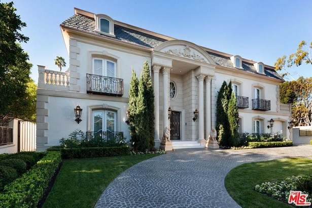 French, Single Family - Beverly Hills, CA (photo 2)