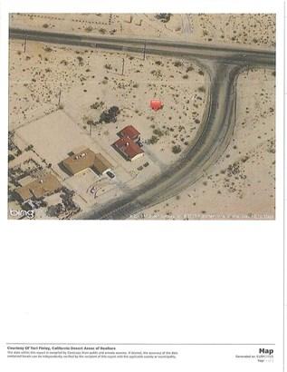 0 Larrea And Two Mile Road Avenue, 29 Palms, CA - USA (photo 1)