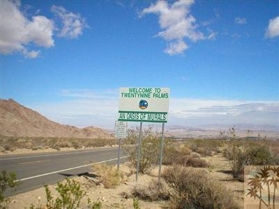 Lots and Land - 29 Palms, CA (photo 1)