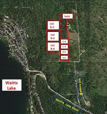 000 Waits Lake- Bradbury  Lot B-3, Valley, WA - USA (photo 1)