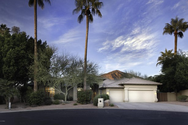 Single Family - Detached, Contemporary - Phoenix, AZ (photo 1)