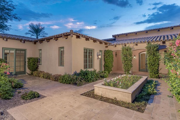 Single Family - Detached, Santa Barbara/Tuscan,Spanish - Paradise Valley, AZ (photo 3)