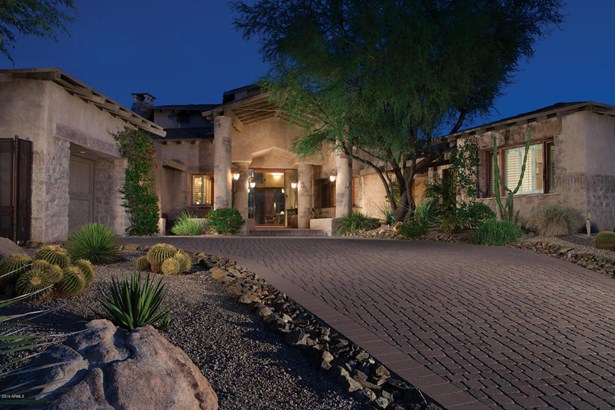 Single Family - Detached, Santa Barbara/Tuscan,Spanish - Scottsdale, AZ (photo 1)