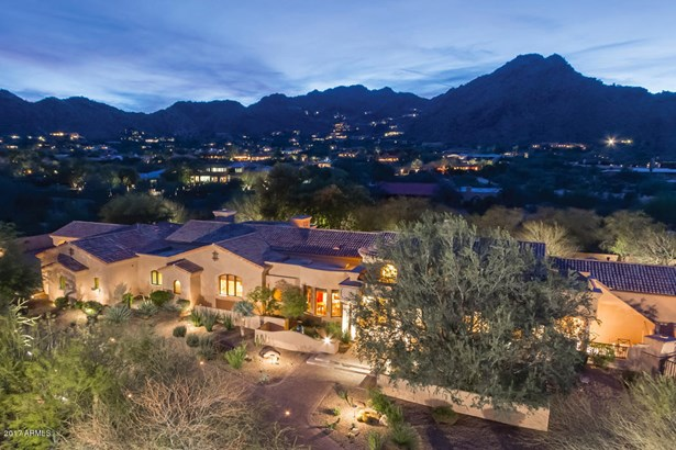 Single Family - Detached, Santa Barbara/Tuscan,Spanish - Paradise Valley, AZ (photo 1)