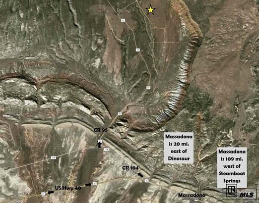 Tbd Skull Creek, Blue Mountain, CO - USA (photo 2)