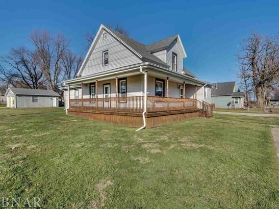 202 E Franklin, Downs, IL - USA (photo 1)