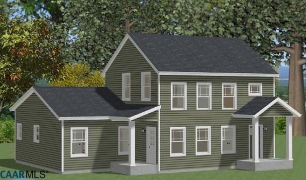 Farm House, Proposed Detached - GORDONSVILLE, VA (photo 1)