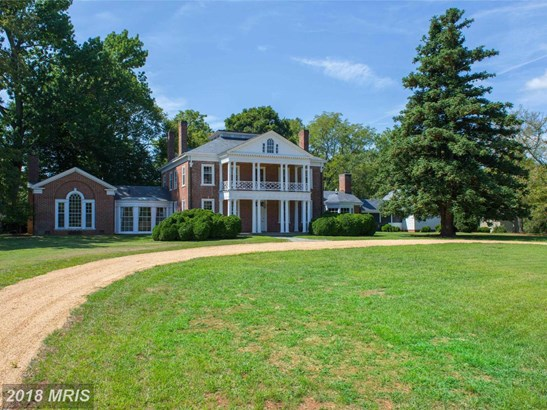 Colonial, Detached - SCOTTSVILLE, VA (photo 1)