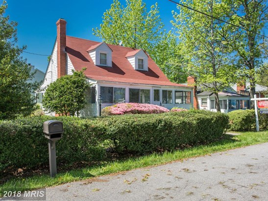 Cape Cod, Detached - SHADY SIDE, MD (photo 1)