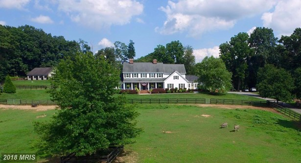 Colonial, Detached - PYLESVILLE, MD (photo 2)