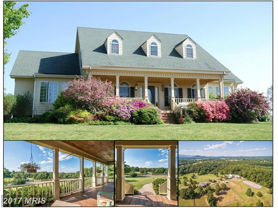 Colonial, Detached - RIXEYVILLE, VA (photo 1)