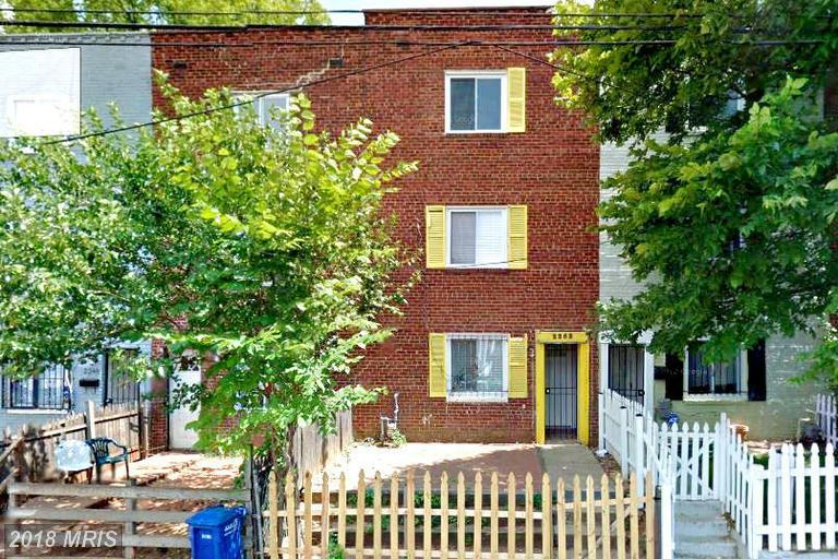 Attach/Row Hse, Other - WASHINGTON, DC (photo 1)