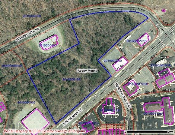 Land (Acreage), Lots/Land/Farm - Rocky Mount, VA (photo 1)