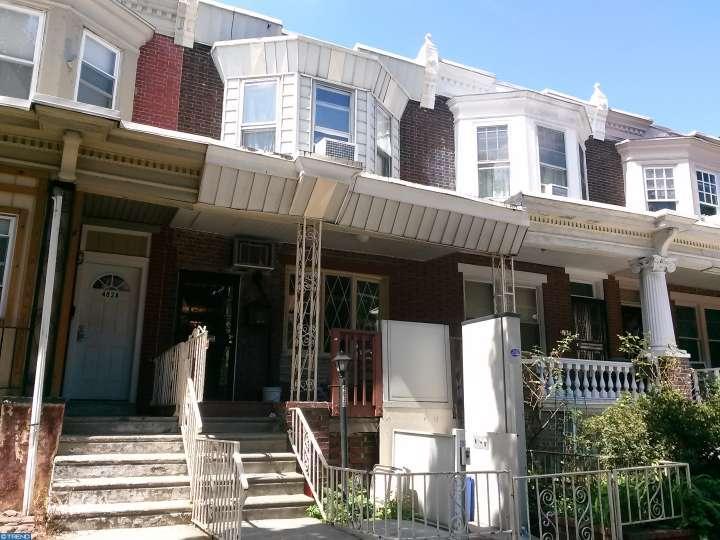 Row/Townhouse, Victorian - PHILADELPHIA, PA (photo 2)