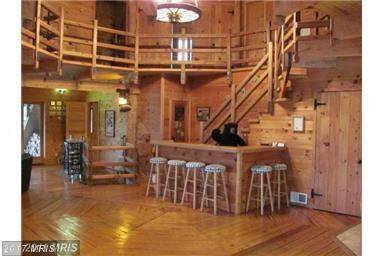 Detached, Log Home - NEEDMORE, PA (photo 5)