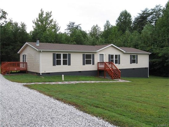 Manufactured Homes, Single Family - Goochland, VA (photo 1)