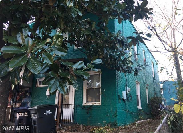 Semi-Detached, Colonial - WASHINGTON, DC (photo 1)
