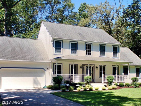 Colonial, Detached - DENTON, MD (photo 1)