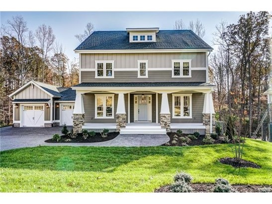 Craftsman, Custom, Single Family - Midlothian, VA (photo 1)