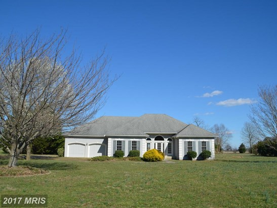 French Country, Detached - TRAPPE, MD (photo 1)