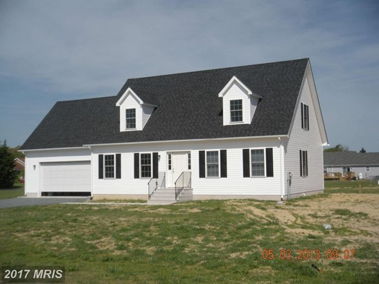 Cape Cod, Detached - RIDGELY, MD (photo 1)