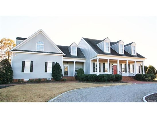 Cape, Custom, Single Family - West Point, VA (photo 2)
