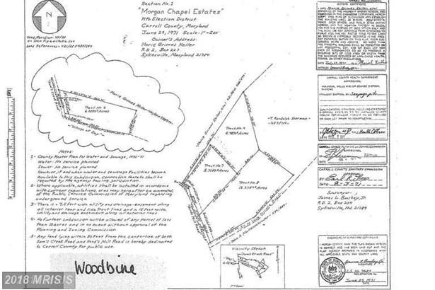 Lot-Land - WOODBINE, MD (photo 3)