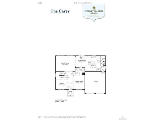 2-Story, Craftsman, Single Family - Moseley, VA (photo 2)