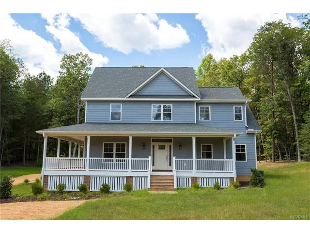 Custom, Farm House, Single Family - Powhatan, VA (photo 2)