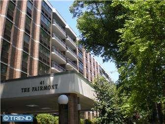 Unit/Flat, Contemporary - BALA CYNWYD, PA (photo 1)