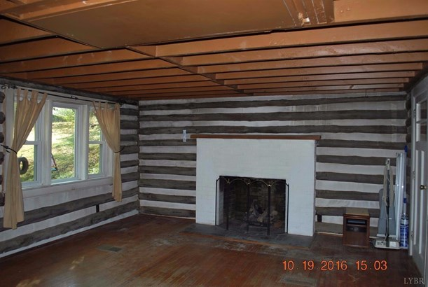 Single Family Residence, Log - Bedford, VA (photo 2)