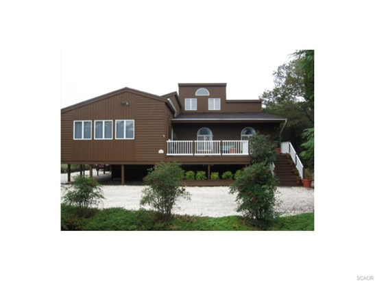 Coastal, Contemporary, Single Family - Milton, DE (photo 1)