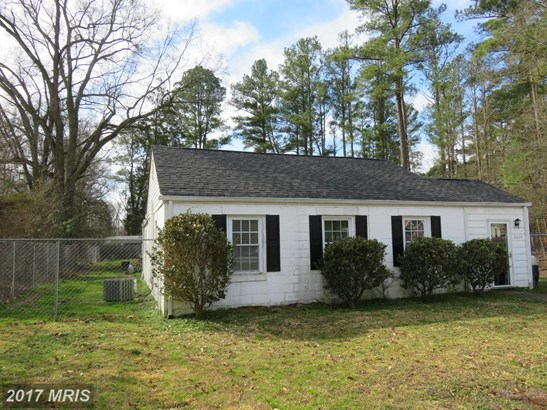 Rancher, Detached - SOUTH CHESTERFIELD, VA (photo 1)