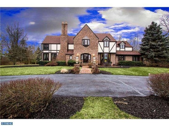 French,Tudor, Detached - MOUNT LAUREL, NJ (photo 2)