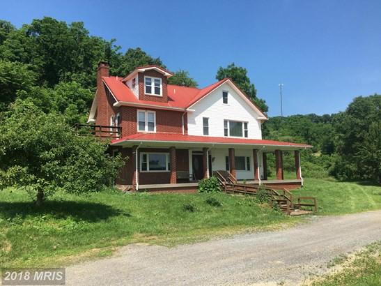 Farm House, Detached - FLINTSTONE, MD (photo 1)