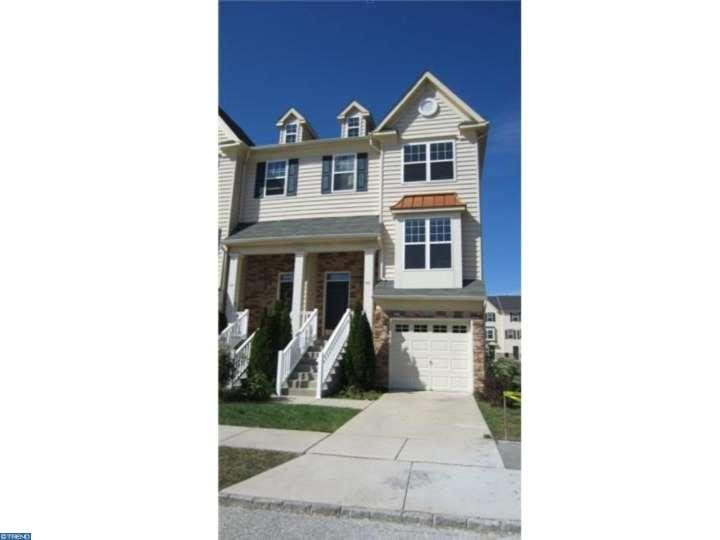 Row/Townhouse, Traditional,EndUnit/Row - SICKLERVILLE, NJ (photo 1)