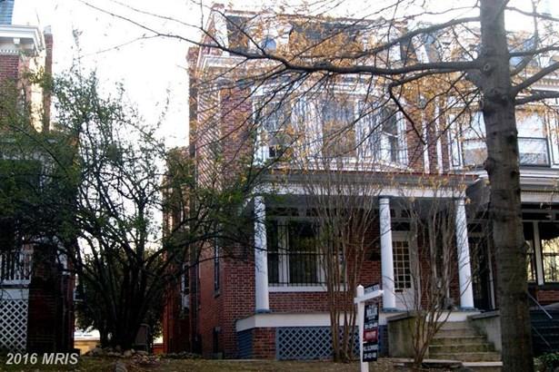 Semi-Detached, Victorian - WASHINGTON, DC (photo 1)