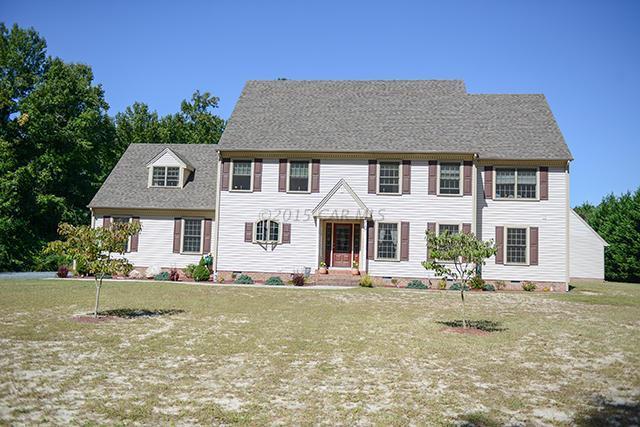 Single Family Home - Fruitland, MD (photo 1)