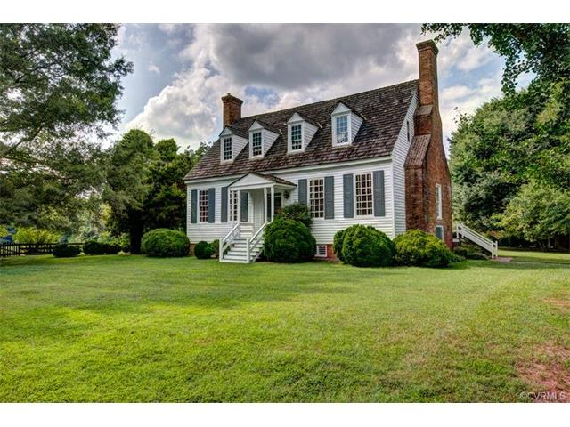 Colonial, Gentleman Farm, Single Family - Spring Grove, VA (photo 1)