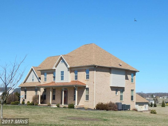 Federal, Detached - HEDGESVILLE, WV (photo 1)