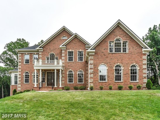 Transitional, Detached - MARRIOTTSVILLE, MD (photo 1)