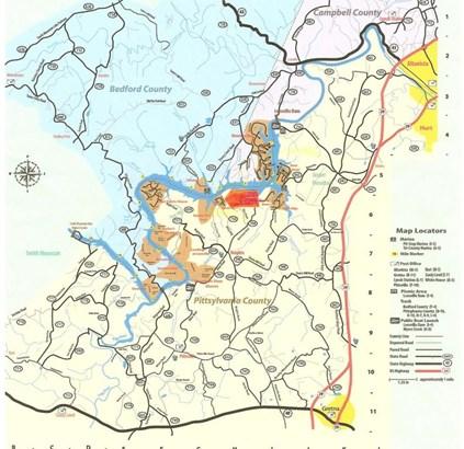 Lot, Lots/Land/Farm - Gretna, VA (photo 4)