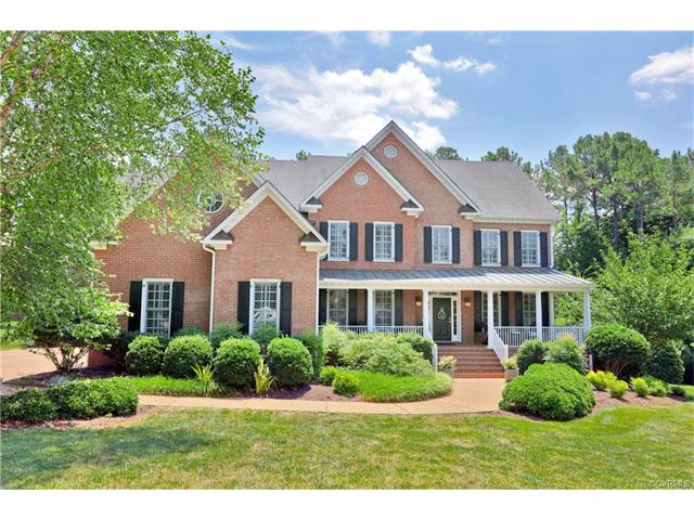 Transitional, Single Family - Midlothian, VA (photo 1)