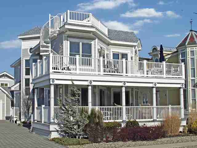 Two Story, Upside Down, Contemporary, Single Family - Stone Harbor, NJ (photo 1)